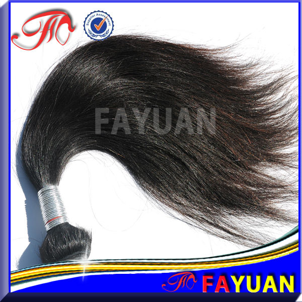 Dyeable 8 A grade straight unprocessed raw virgin cambodian hair