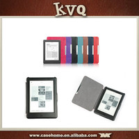 New For Kobo Glo Hd Case , Leather Case For Kobo Glo,Flip Stand Leather Smart Cover Case For Kobo Glo Hd