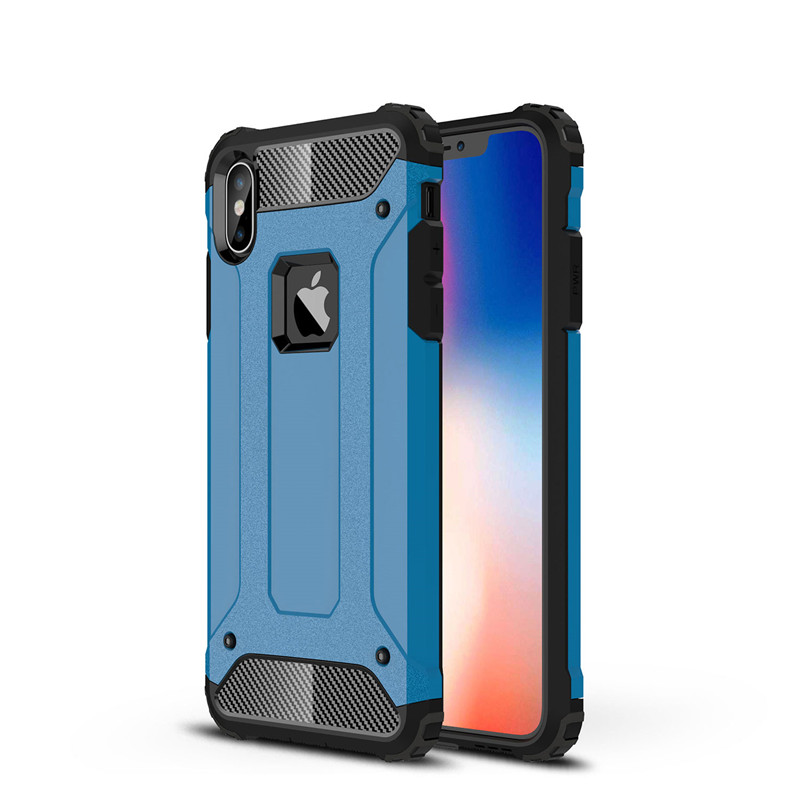 Iron Man Style Armor Rugged Shockproof Mobile <strong>Phone</strong> Back case For Iphone X XS Max XR 8 7 6 Plus 6S 5 5S