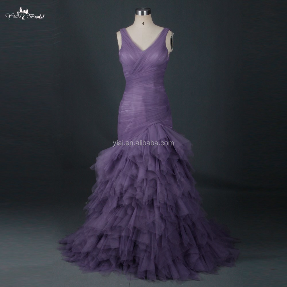 RSE669 Latest Design Formal Evening Gown Models For Teenagers