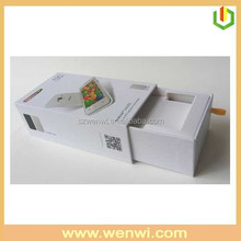 Slide open cell phone packaging box,cell phone box
