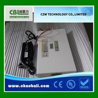 48V 50Ah prismatic lifepo4 electric car battery Pack