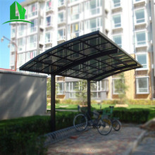 High Quality Galvanized Steel polycarbonate carports