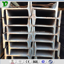 largest mild carbon steel i beam price q235 ss400 dimension with good quality
