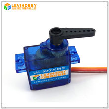 LH-S0090MD Metal Gear 9g Micro Servo Digital RC Servo for Airplane Mini Toy