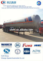 lpg liquid asphalt tanker trailer for sale