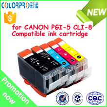 PGI-5 CLI-8 compatable ink cartridges for canon MP500/530/800/800R/830/950