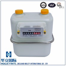HLGM-G(S) Steel Case/Aluminum Case Diaphragm Gas Meter