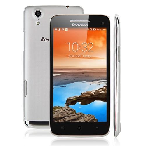 Lenovo S960 VIBE X Smartphone 5.0 Inch FHD Screen MTK6589T 1.5GHz 2GB 16GB 6.9mm Ultrathin