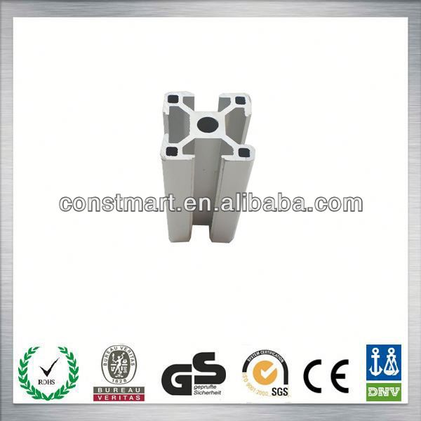 China extruded heatsink aluminum profile