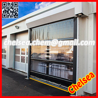 Interior factory rapid/high speed/fast roll up shutter/ shutter door/gates