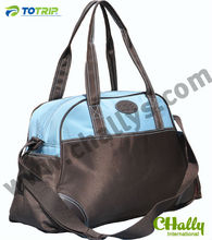 Concise Satin multi-functional baby Travel Bag