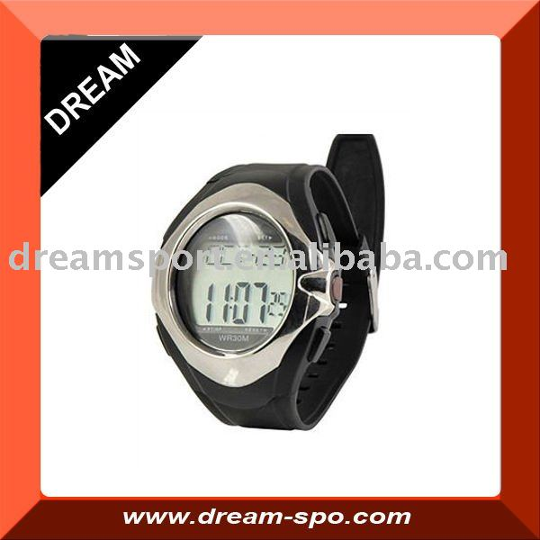 DH-913 strapless heart rate monitor watch with timer & calories counting