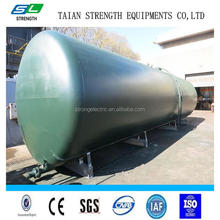ASME Certification Propane Storage Tank with Good Price and High Quality