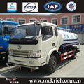 Cheap price Sitom manual 8 CBM water tanker transport truck