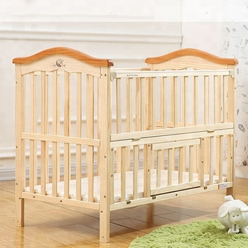 Assemble new born baby nursery cot cunas para bebe/baby crib/baby swing bed