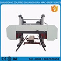 large log cutting horizontal band saw large log band saw