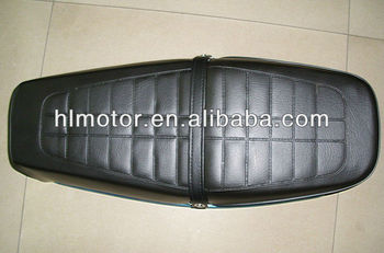 Moped seat motorcycle seat dirt bike seat hongli brand HL mark