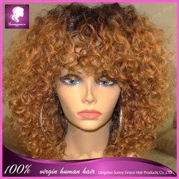 1b 30 two tone afro kinky curl brazilian hair afro kinky
