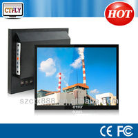 15 inch open frame LCD industrial Monitor/Touch Screen Monitor/VGA Port
