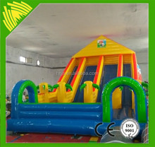Commercial Grade Inflatable Dry Slide Hire, Inflatable Jungle Slide Jumping Slide Inflatable
