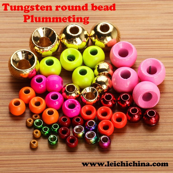 fly tying supplies wholesale tungsten fly tying beads