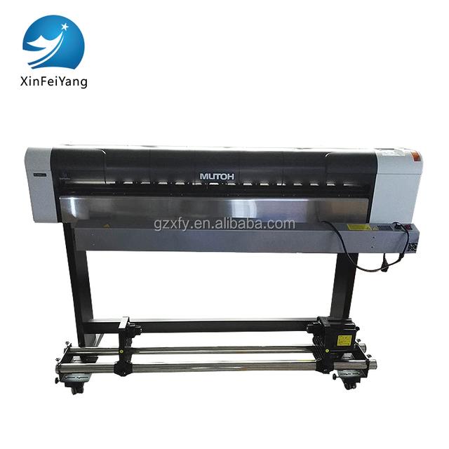 Sublimation Mutoh printer RJ900X for paper