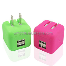 Wholesale plug 5V 2A micro usb wall charger for iphone charger adapter