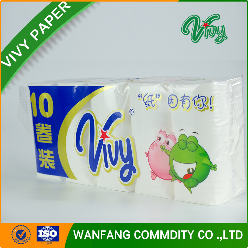 Ultra Soft Baby Cleaning Toilet Roll Tissue