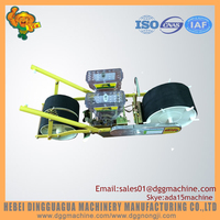 Manual automatic seeding machine vegetable seeder planter