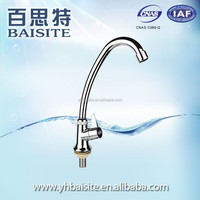Durable Chrome Plated Kitchen Sink Mixer Taps Modern Plastic Kitchen Water Faucet
