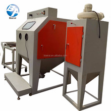 Corrosion Inhibitor Feature Industrial Sandblast / stationary sand blasting machine / Online Buy Wholesale sandblasting cabinet