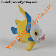 Toy miniature fish,cartoon fish toys