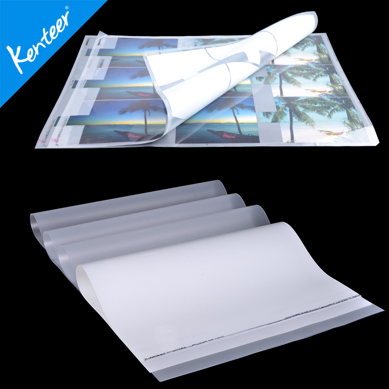 2017 China Kenteer hot selling silicone coated PET release film for screen printing