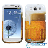 Beer Design Case For Samsung Galaxy S3 i9300 snap on