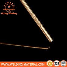 cheap 500mm welding alloy brazing material for brass Cu-Zn filler rod