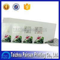 First rate factory price Professional manufacturer supplier roll blank label sticker