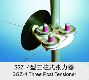 SGZ-4 Three Post Tensioner device