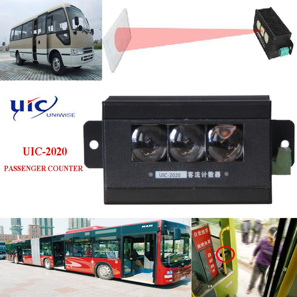High quality Infrared bus person counter passenger counter bus people counter