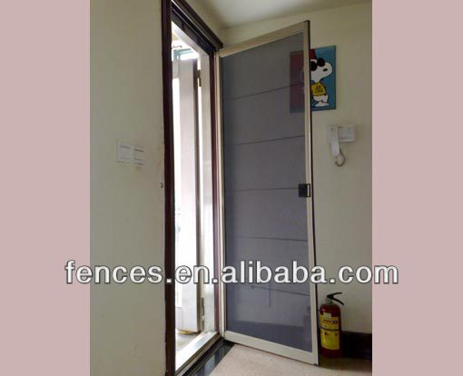 QYM ss door and window security screen