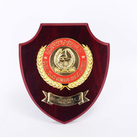 hot sales in Iran New Deaign Shield Shape Plaques