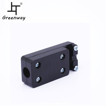 Greenway hot sale outdoor optical junction box 3 pin waterproof connector waterproof led connector