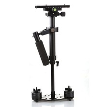 S40 40CM dslr stabilizer Handheld Steadycam New Camera Shooting Stabilizer with Gradienter