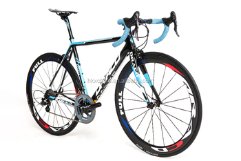 Road bike new style RB01 blue