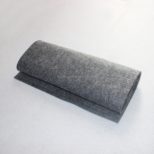factory direct sell Gray Felt Fabric for industrial