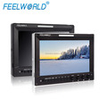 Digital stabilizer video camera China manufacturer new metal frame 7 inch 800:1 high contrast broadcast camera monitor