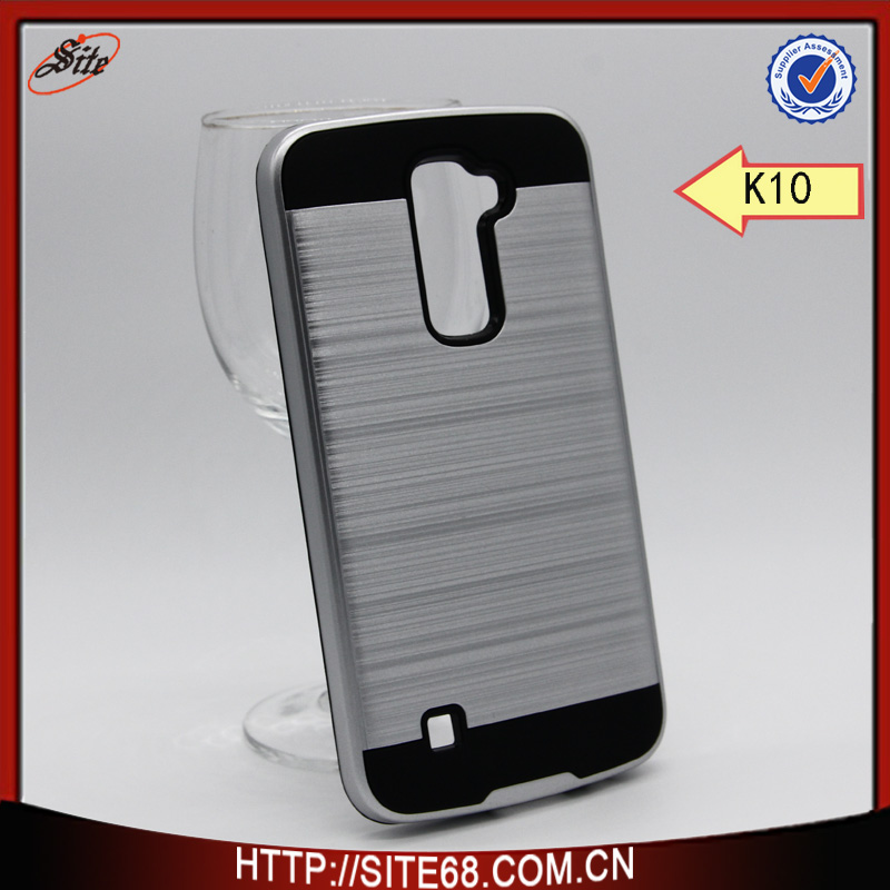 New <strong>product</strong> cell phone case PC TPU cover case for lg <strong>k10</strong> case