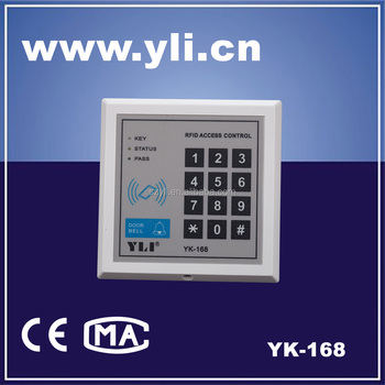 rfid digital access control keypad buy numeric access control keypad rfid gate access access. Black Bedroom Furniture Sets. Home Design Ideas