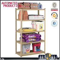 warehouses box storage light Duty Wire Shelving System metal storage rack in dubai