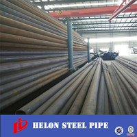 SCH20-SCH160 seamless tube carbon steel pipe/tube API 5L Gr.B ASME B36.10